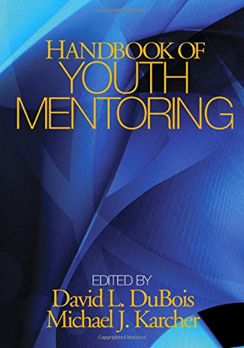 9780761929772: Handbook of Youth Mentoring (The SAGE Program on Applied Developmental Science)