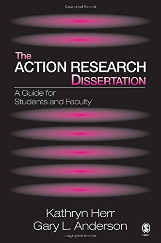 The action research dissertation dissertation model