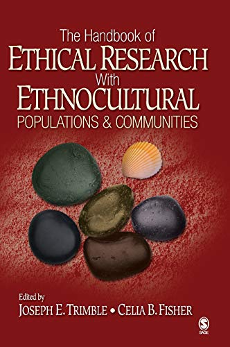 9780761930433: The Handbook of Ethical Research with Ethnocultural Populations and Communities