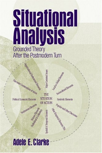 9780761930556: Situational Analysis: Grounded Theory After the Postmodern Turn