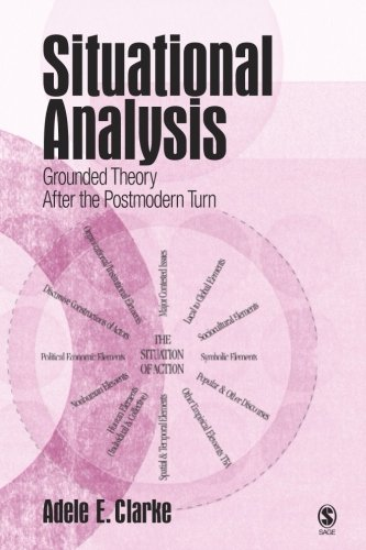 9780761930563: Situational Analysis: Grounded Theory After the Postmodern Turn