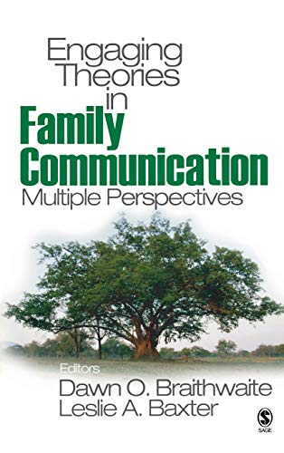 9780761930600: Engaging Theories in Family Communication: Multiple Perspectives