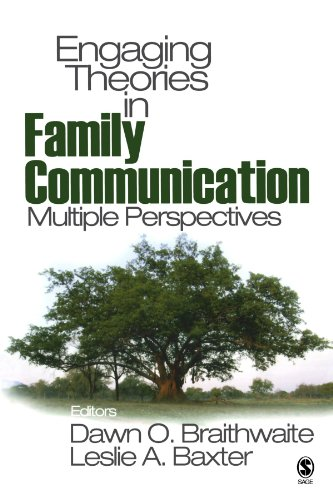 9780761930617: Engaging Theories in Family Communication: Multiple Perspectives