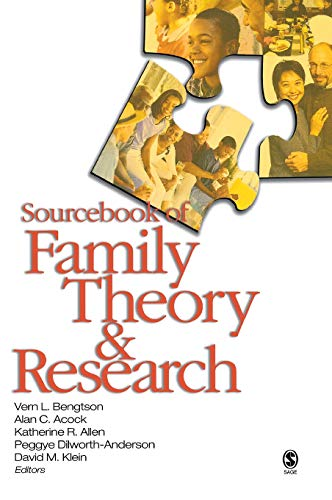 9780761930655: Sourcebook of Family Theory and Research
