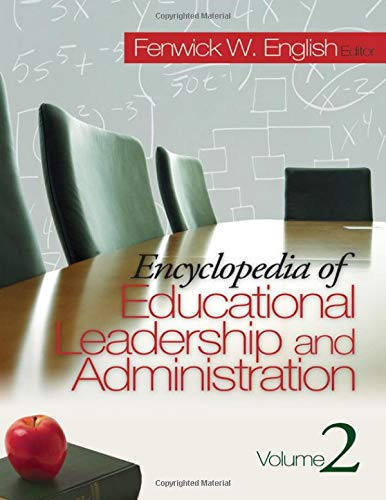 Encyclopedia of Educational Leadership and Administration (Hardback)