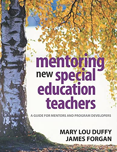 9780761931348: Mentoring New Special Education Teachers: A Guide for Mentors and Program Developers