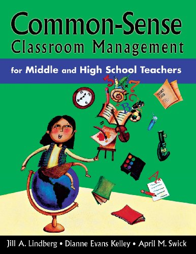 9780761931607: Common-Sense Classroom Management For Middle And High School Teachers