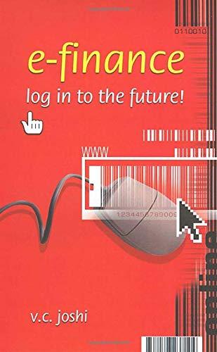9780761932611: E-Finance (Response Books)