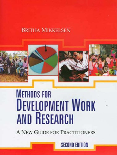 9780761933274: Methods for Development Work and Research : A New Guide for Practitioners