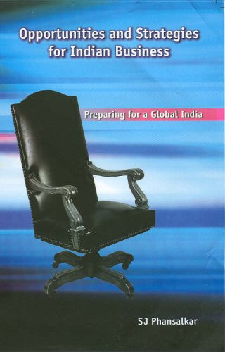 9780761933342: Opportunities And Strategies In Indian Business: Preparing For A Global India (Response Books)