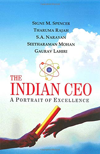The Indian CEO: a Portrait of Excellence: Signe M. Spencer,