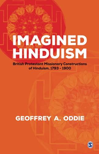 Imagined Hinduism: Geoffrey A. Oddie