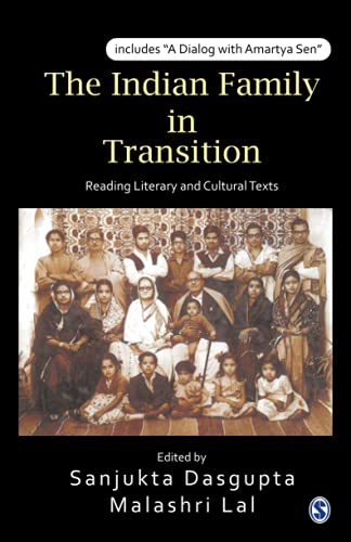 9780761935698: The Indian Family in Transition: Reading Literary and Cultural Texts