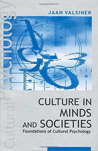 9780761935827: Culture in Minds and Societies: Foundations of Cultural Psychology