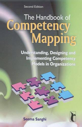 9780761935988: The Handbook of Competency Mapping: Understanding, Designing and Implementing Competency Models in Organizations