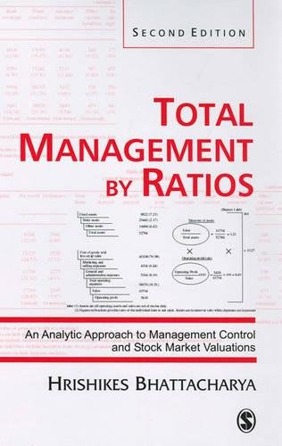 9780761936213: Total Management by Ratios: An Analytic Approach to Management Control and Stock Market Valuations