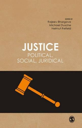 Justice: Political, Social, Juridical