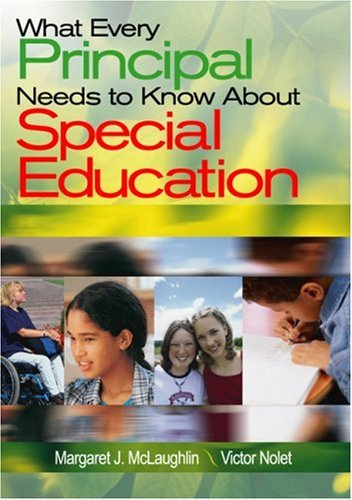 9780761938316: What Every Principal Needs to Know About Special Education