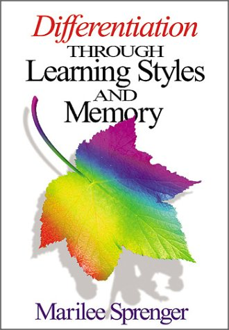 9780761939412: Differentiation Through Learning Styles and Memory