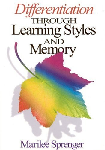 9780761939429: Differentiation Through Learning Styles and Memory