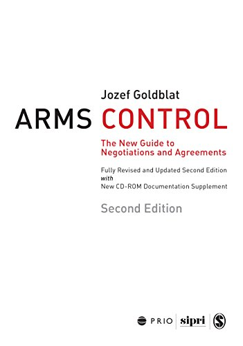9780761940159: Arms Control: The New Guide to Negotiations and Agreements with New CD-ROM Supplement (International Peace Research Institute, Oslo (Prio))