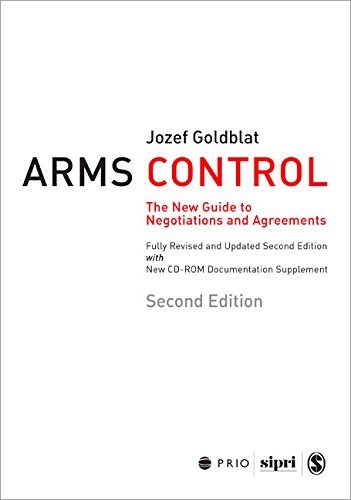 9780761940166: Arms Control: The New Guide to Negotiations and Agreements with New CD-ROM Supplement (International Peace Research Institute, Oslo, 258)
