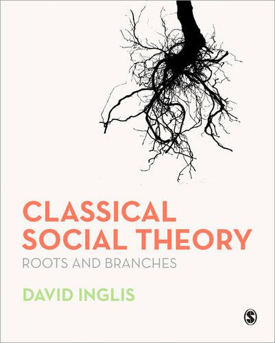 9780761940289: Classical Social Theory: Roots and Branches