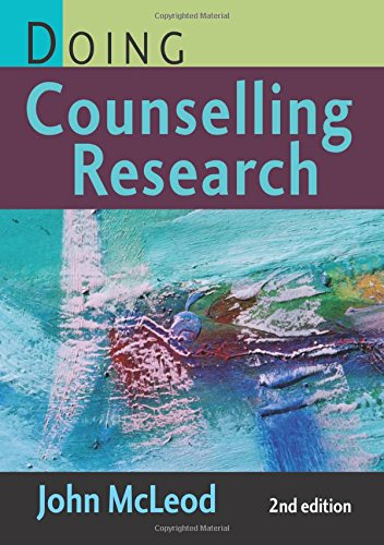 9780761941071: Doing Counselling Research