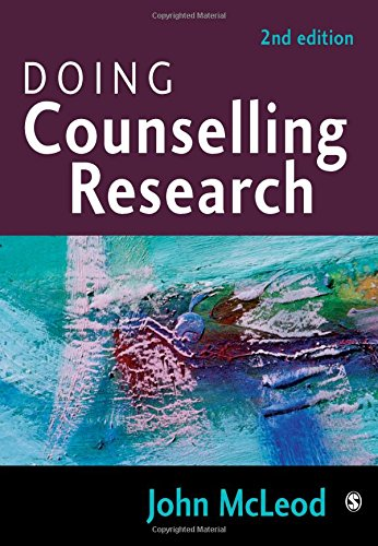 9780761941088: Doing Counselling Research
