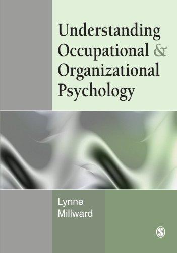 9780761941347: Understanding Occupational & Organizational Psychology