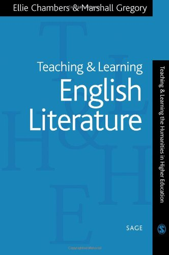 9780761941712: Teaching and Learning English Literature (Teaching & Learning the Humanities in HE series)