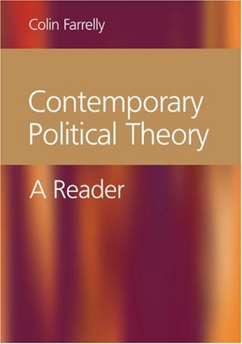 9780761941835: Contemporary Political Theory: A Reader