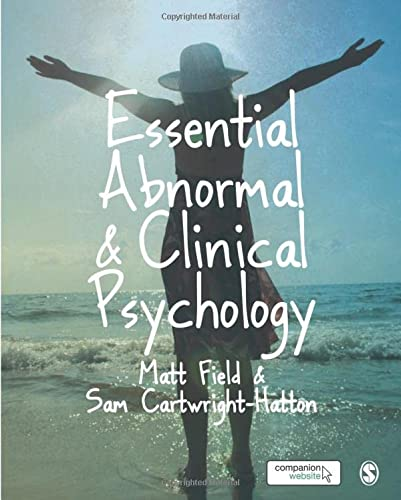 9780761941897: Essential Abnormal and Clinical Psychology