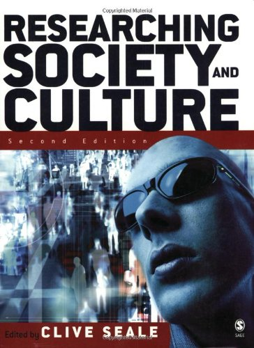 9780761941972: Researching Society and Culture