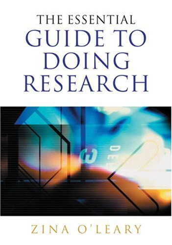 9780761941989: The Essential Guide to Doing Research