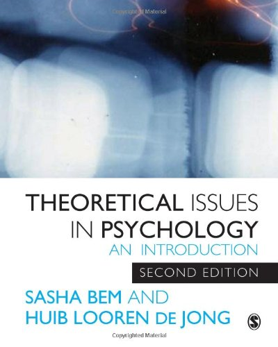 9780761942009: Theoretical Issues in Psychology: An Introduction