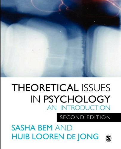 9780761942016: Theoretical Issues in Psychology: An Introduction