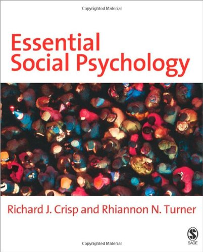 9780761942153: Essentials of Social Psychology