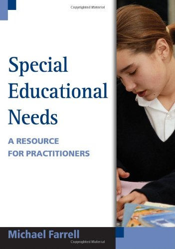 9780761942375: Special Educational Needs: A Resource for Practitioners