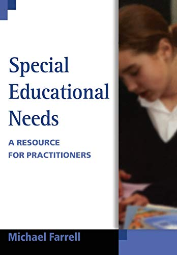 9780761942382: Special Educational Needs: A Resource for Practitioners