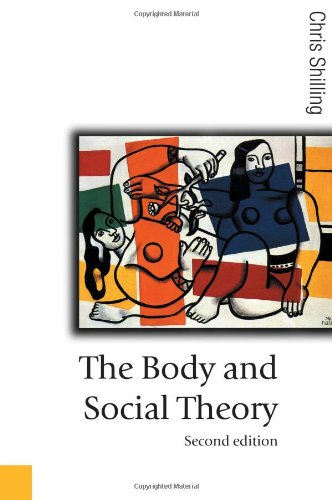 9780761942856: The Body and Social Theory (Published in association with Theory, Culture & Society)