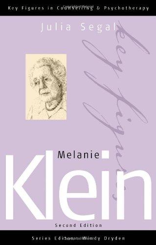 9780761943006: Melanie Klein