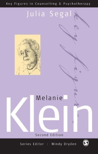 9780761943013: Melanie Klein (Key Figures in Counselling and Psychotherapy series)