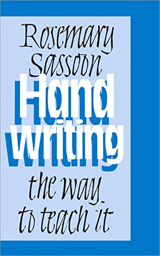 9780761943105: Handwriting: The Way to Teach It