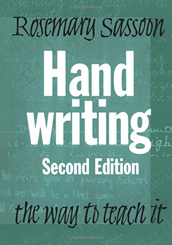 9780761943112: Handwriting: The Way to Teach It