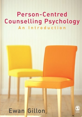 9780761943358: Person-Centred Counselling Psychology: An Introduction