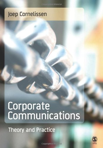 9780761944362: Corporate Communications: Theory and Practice