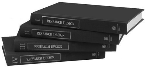 9780761944874: Research Design (SAGE Benchmarks in Social Research Methods)