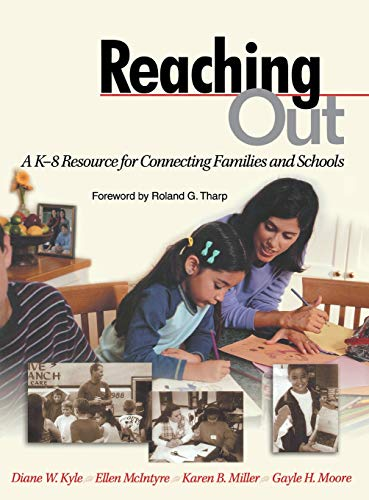 9780761945062: Reaching Out: A K-8 Resource for Connecting Families and Schools