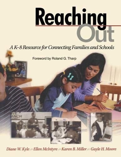 9780761945079: Reaching Out: A K-8 Resource for Connecting Families and Schools